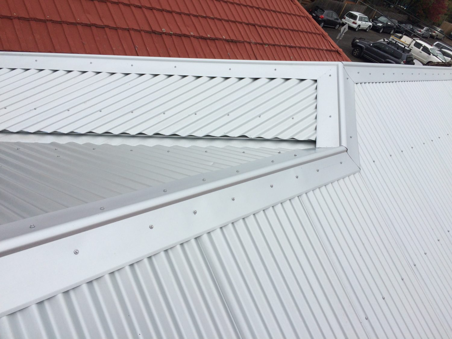 Metal Roof Replacement in Geelong