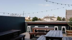 Recess Roof Top Bar