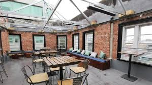 The National Hotel Roof Top Bar