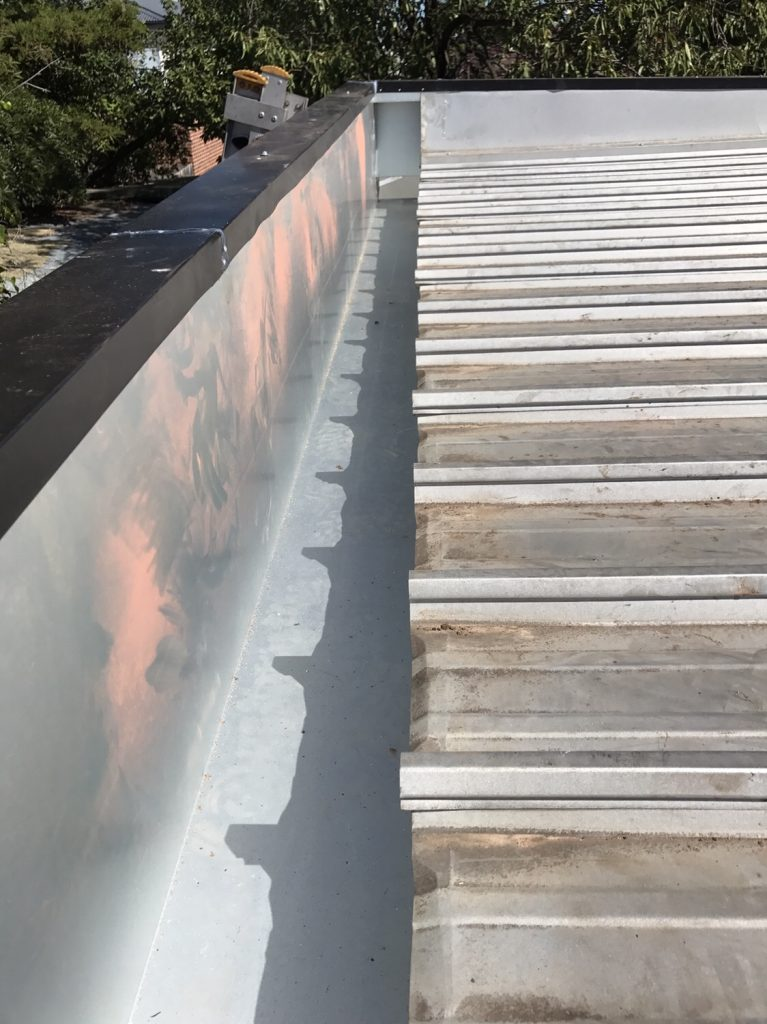 Box gutter replacement Geelong